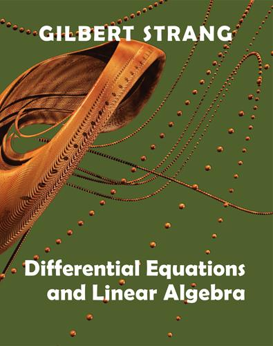 Strang and Moler Video Course on Differential Equations