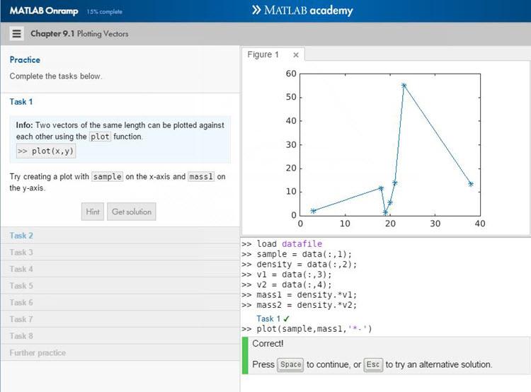 Matlab Onramp Matlab Community Matlab Simulink
