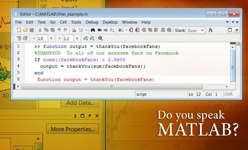 matlab community updates acirc matlab community matlab on facebook