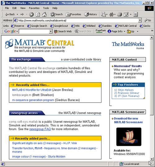 matlab-central