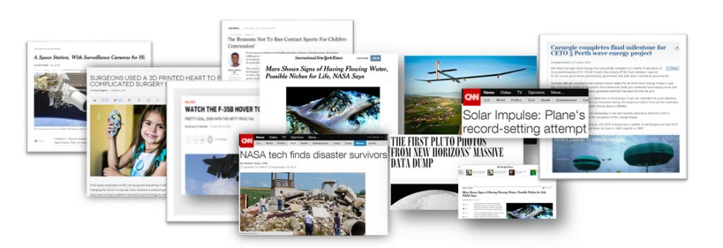news collage - longer