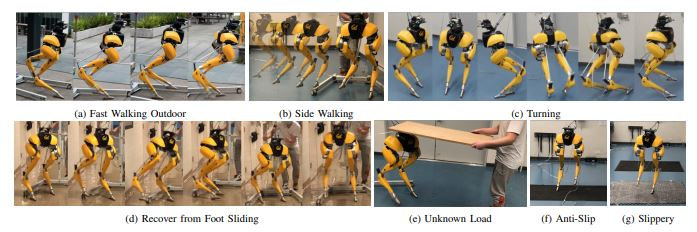 This two-legged robot taught itself how to walk