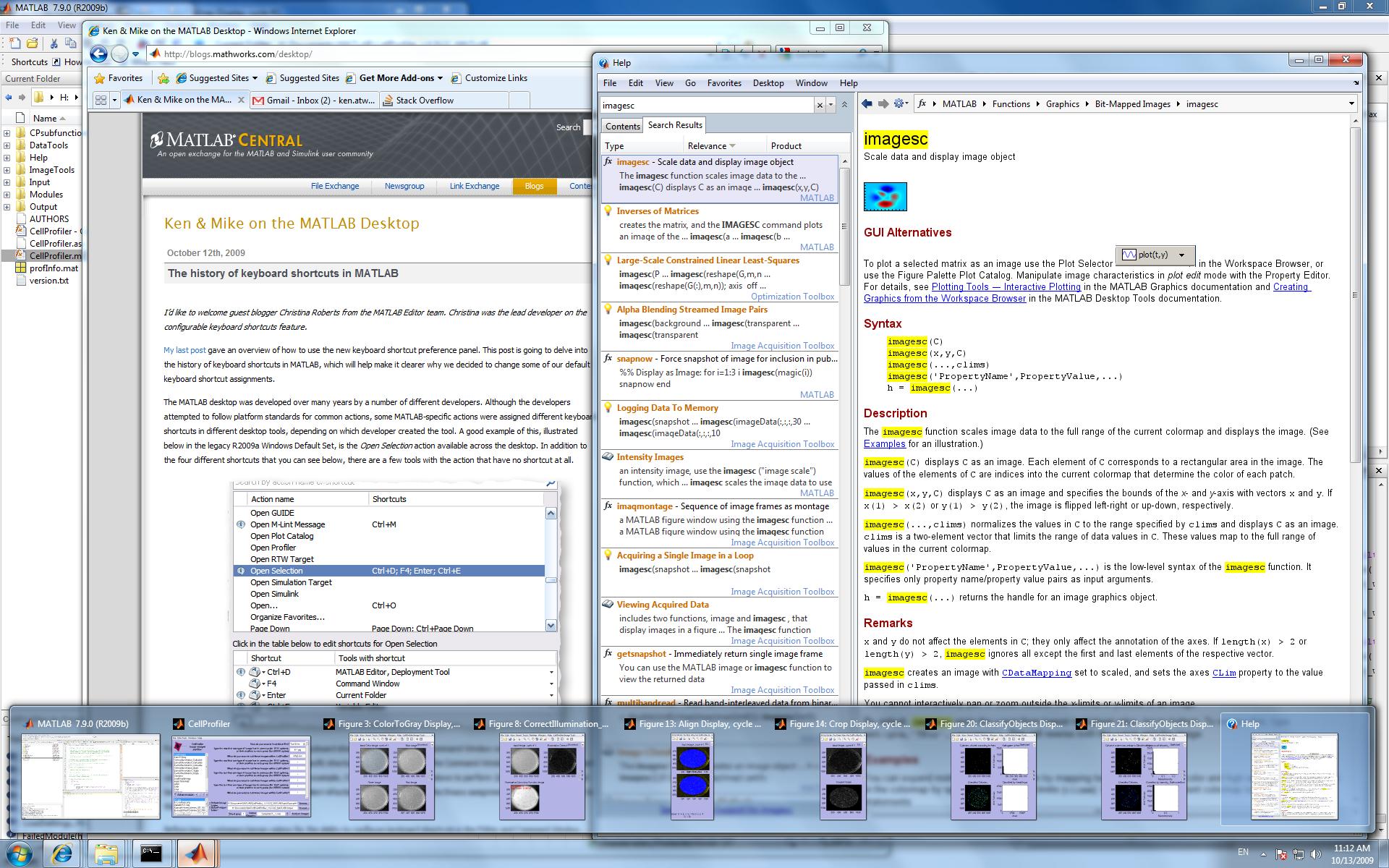 mATLAB EN Windows 7