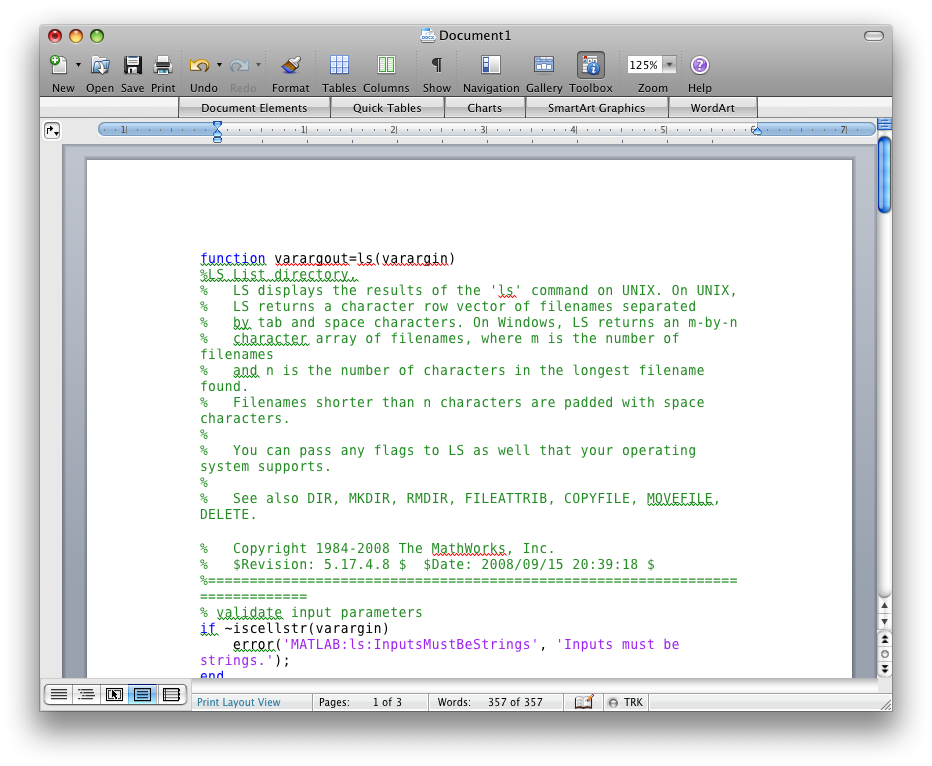 Bring Along Your Syntax Highlighted Code Matlab Community