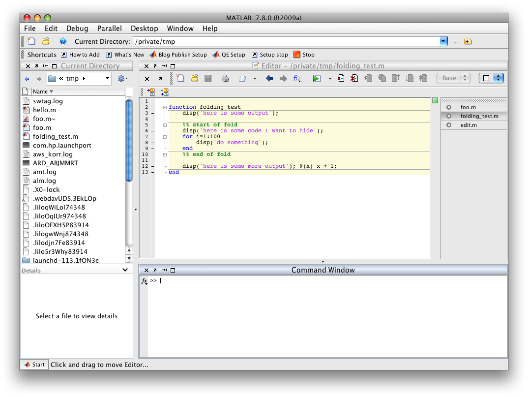 how to run a fortran code in matlab