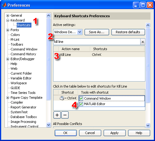 Two editor shortcuts I bet you didn't know about » MATLAB