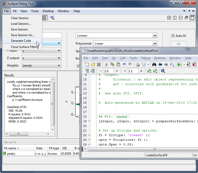 writing a matlab program download