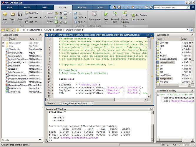 matlab 2012b  unix for windows