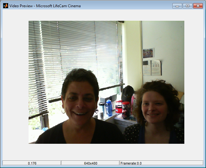 Webcam Support – New in R2014a » Loren on the Art of MATLAB