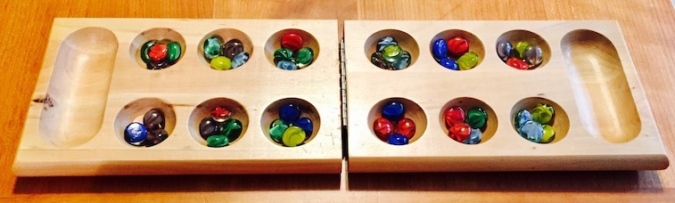 How To Win All Marbles In Mancala On