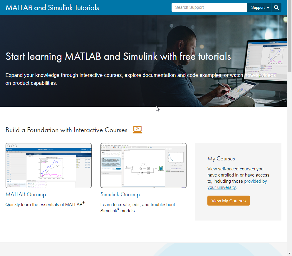 Getting Started with MATLAB examples » File Exchange Pick of