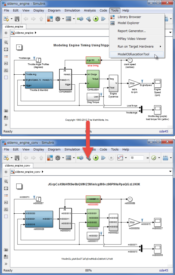 Obfuscate your models » File Exchange Pick of the Week - MATLAB