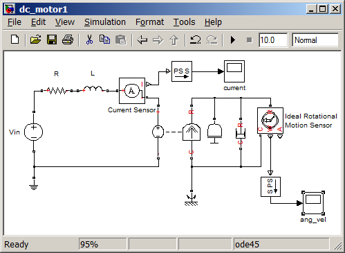 Simscape Sensing Made Easy on ofdm