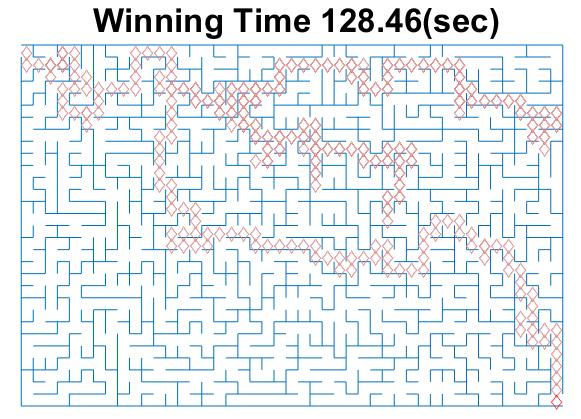 First Maze
