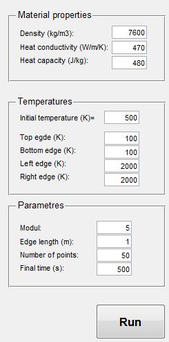 GUI options