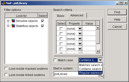 how to find endpoints features in matlab