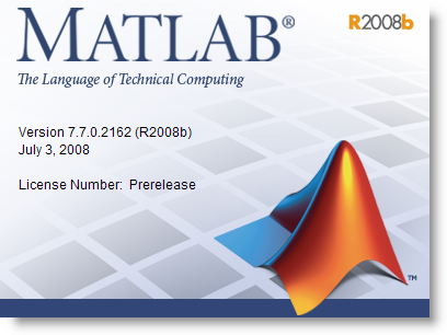 About MATLAB R2008b