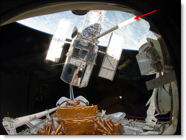 Robotic Arm Models and Repairing Hubble » Guy on Simulink