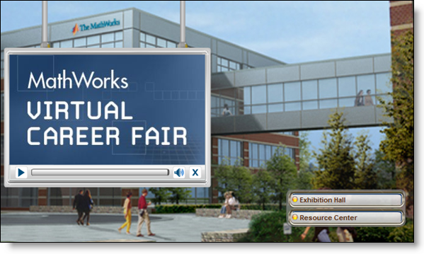 MathWorks Virtual Career Fair