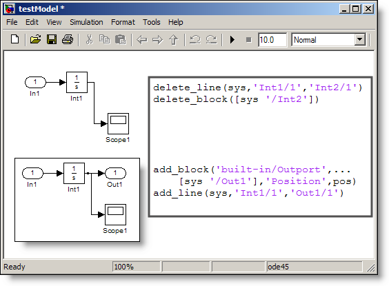 Building Models with MATLAB Code » Guy on Simulink - MATLAB