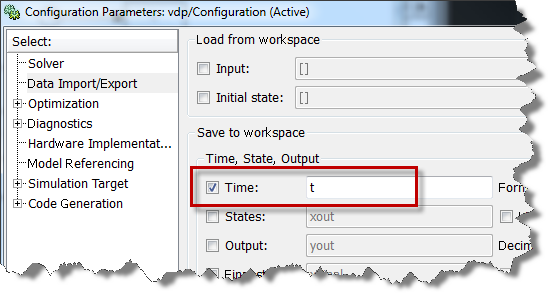 How to log time, good example
