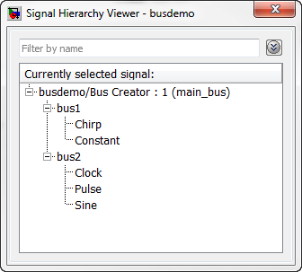 Signal Hierarchy Viewer