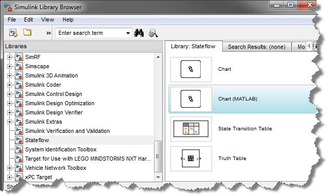 How to find Stateflow chart using API's - MATLAB Answers ...