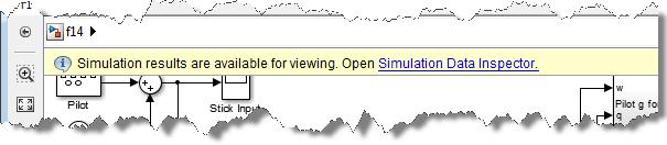 Launching Simulation Data Inspector