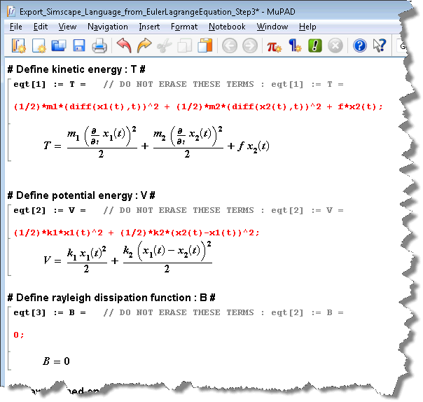 From Symbolic To Simulink Guy On Simulink Matlab Simulink
