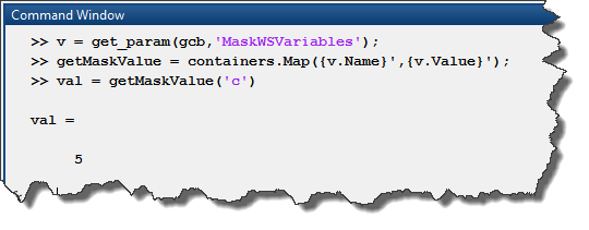 Getting the Value of Mask Parameters » Guy on Simulink - MATLAB