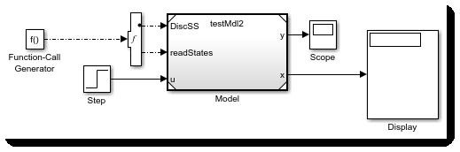 Export Function Top Model