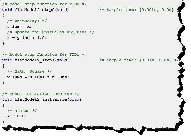 Multi-Tasking Code