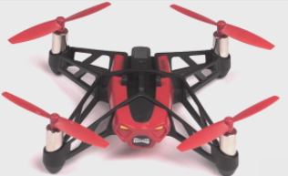 Programming a PARROT Minidrone using Simulink