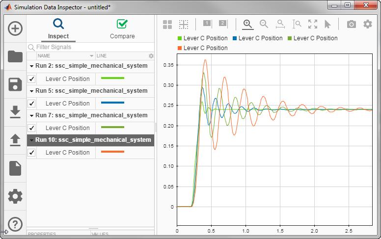 Simulation Data Inspector