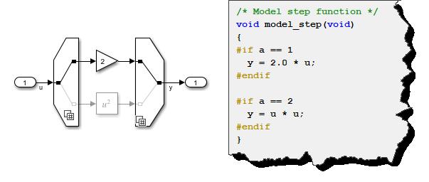 generate preprocessor conditional