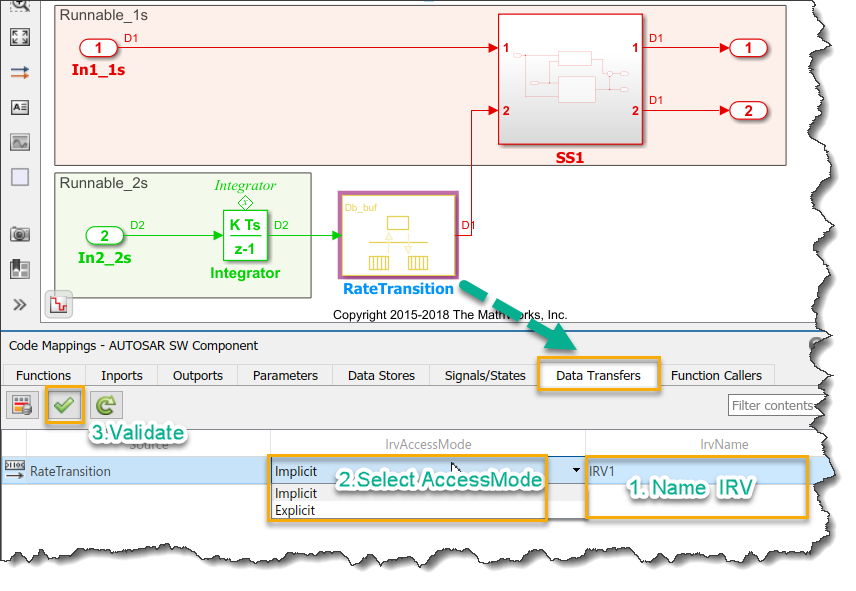 Code Mapping Editor