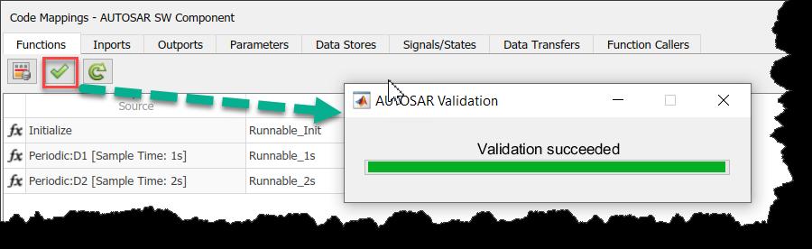 AUTOSAR validation
