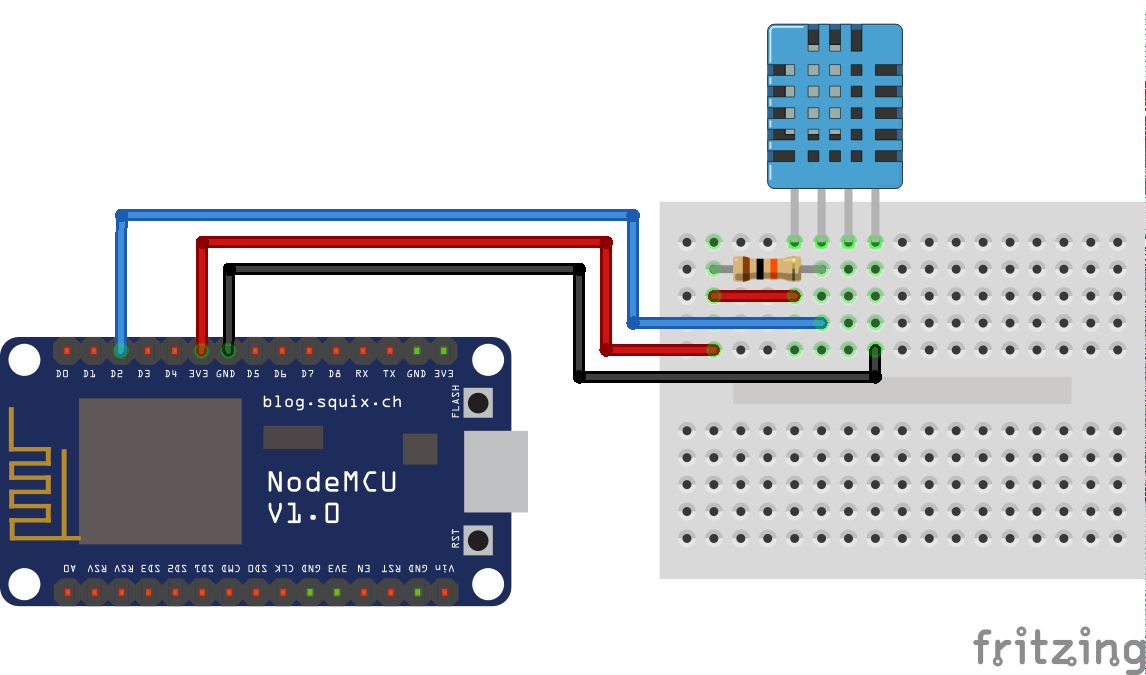 Learn How to Build a Condition Monitoring IoT System » Hans on IoT