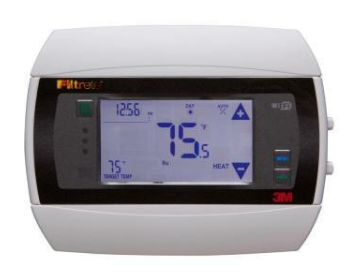Filtrete Thermostat Posting Data to ThingSpeak