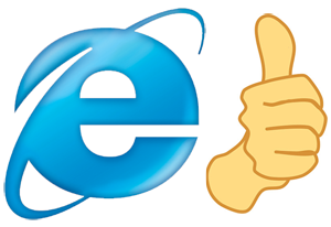 ThingSpeak is Internet Explorer Approved