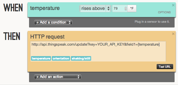 Twine Action to ThingSpeak