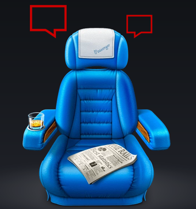 ThingSpeak Phusion Passenger IoT Application