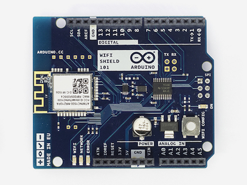 Arduino WiFi 101 ThingSpeak