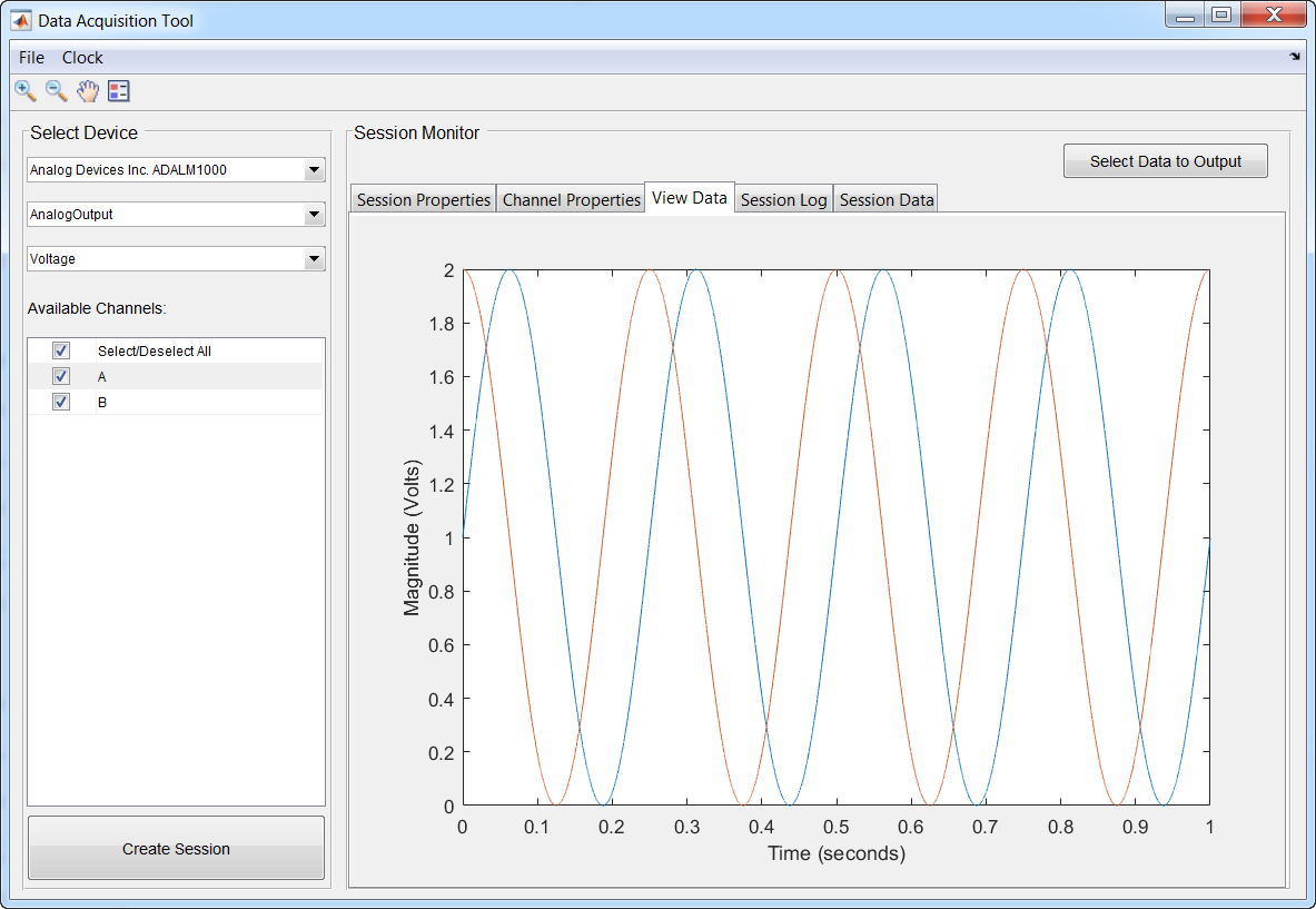 Data Acquisition Hardware : Practical example file exchange pick of the week
