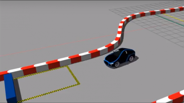 Mastering Autonomous Parking using Simulink and ROS » Racing Lounge