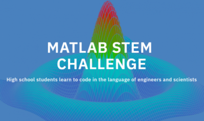 High School Students Create Fitness Trackers for MATLAB STEM Challenge