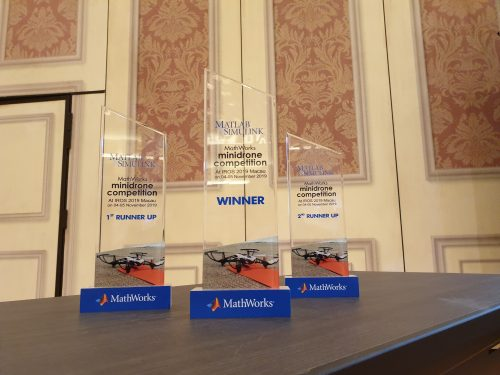 photograph of prizes