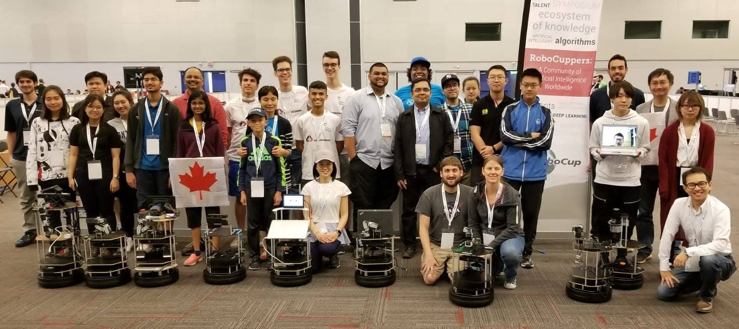 RoboCup@Home Education: 2018 Update